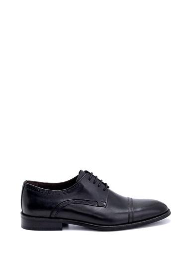 Derimod Erkek Ayakkabı(16567) Klasik Siyah
